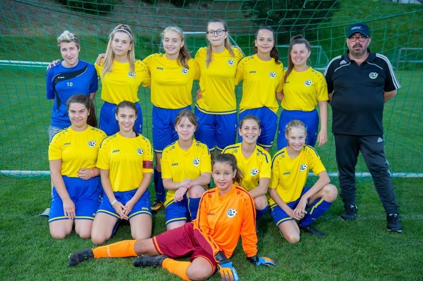 Juniorinnen FF-15