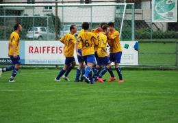 FC Au-Berneck : FC Rüthi vom 01.09.2012