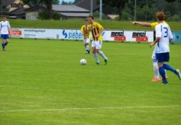FC Widnau II - FC Au-Berneck 05 vom 03.06.2012