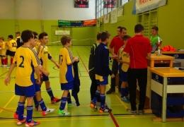 Futsal Turnier 2012 - Junioren Db
